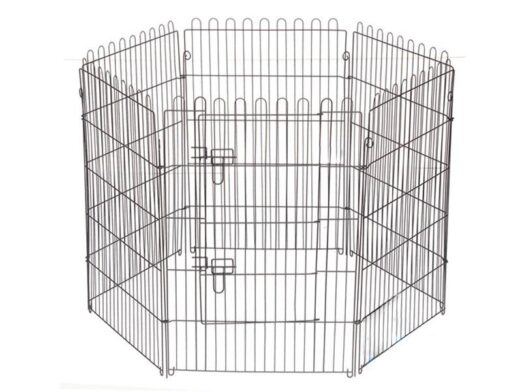 Dog Playpen: Pet Playpen Products, Dog Goods Wire Pet Playpen 6 panels size 63x 91cm 06-0115 Wire Pet Playpen 6 panels size 63x 91cm 06-0115